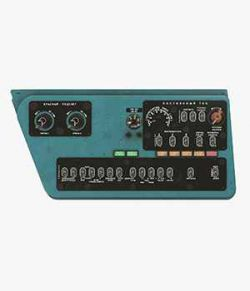 Mi-8MT Mi-17MT Right Side Console Russian- Extended LIcense