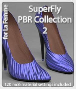 SuperFly PBR Collection 2 for La Femme FMPs