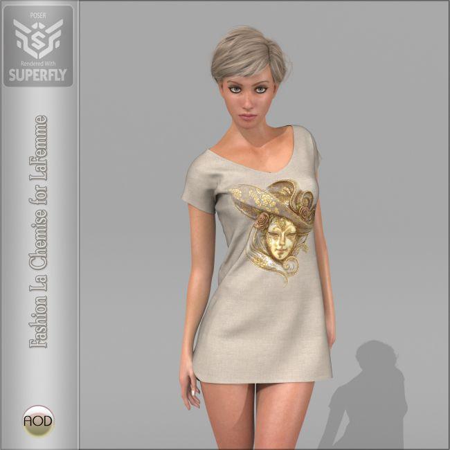 Fashion La Chemise for La Femme