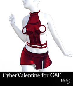 Cyber Valentine for G8F