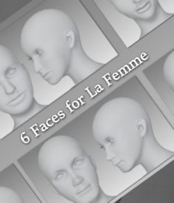 MR 6 Faces for La Femme