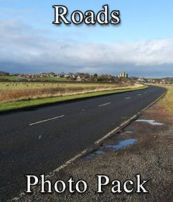 Roads Photo Set