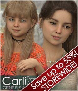 Sabby-Carli for Genesis 8