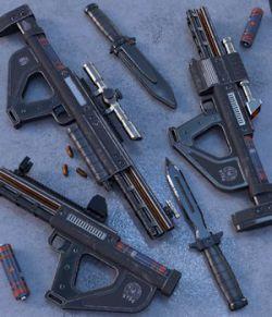 Sci Fi Railguns