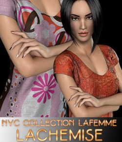 NYC Collection: LaChemise