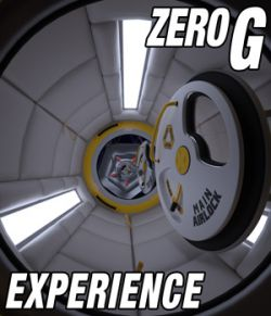 Zero G for Poser and Daz Studio