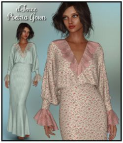 dForce - Poetria Gown for G8F