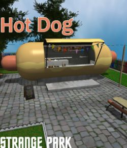 Strange Park - HotDog