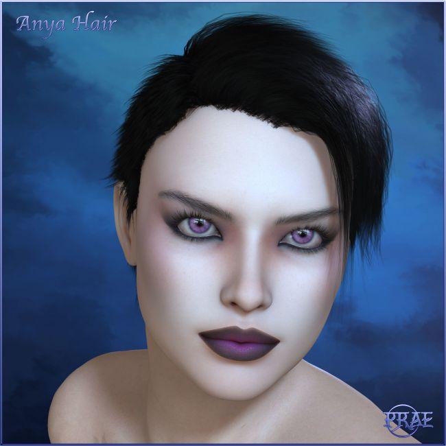 Prae-Anya Hair V4/M4 La Femme Poser