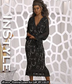 InStyle - dForce - Poetria Gown for G8F