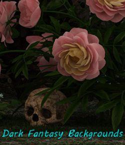 FB Dark Fantasy Backgrounds Plus Bonus