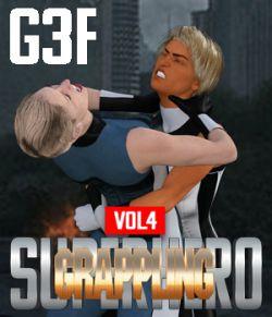 SuperHero Grappling for G3F Volume 5