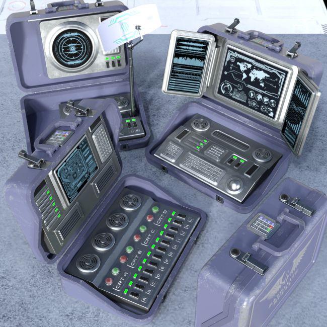 Portable Tech Gear