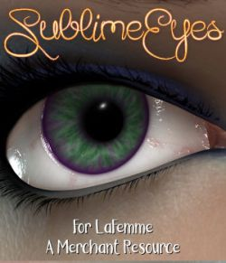 Sublime Eyes for LaFemme Merchant Resource