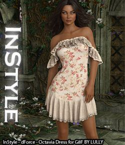 InStyle- dForce- Octavia Dress for G8F