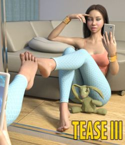 Tease III - Poses for G8 and for G3