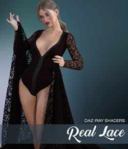 Daz Iray - Real Lace