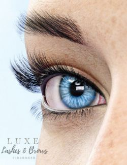 LUXE - Fibermesh Lashes and Brows