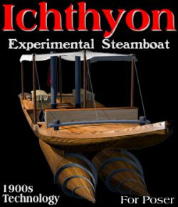 Ichthyon Experimental Steamboat