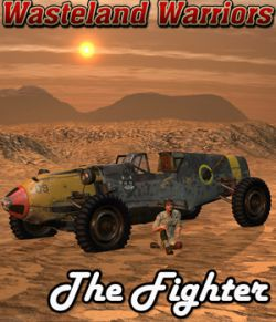 Wasteland Warriors - The Fighter