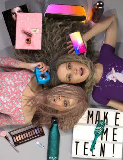 Make Me Teen for Genesis 8 Female(s)