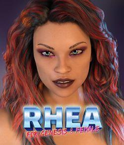 Rhea for Genesis 8 Female
