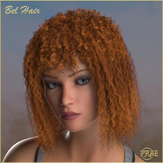 Prae-Bel Hair V4/M4 La Femme
