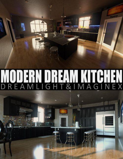 Modern Dream Kitchen