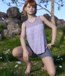 dForce Delightful Textures for Cool Spring Outfit