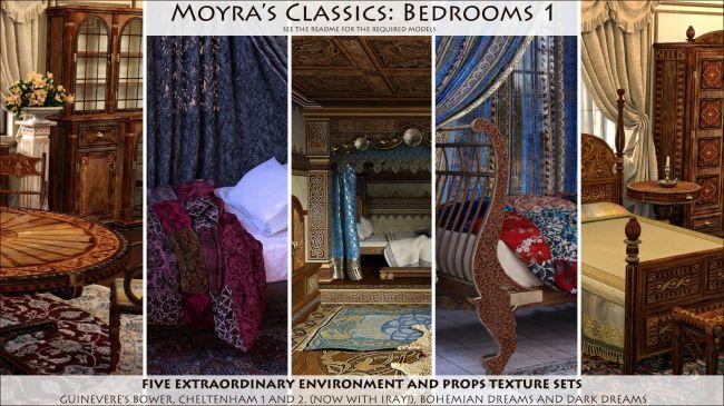 Moyra's Classics - Bedrooms 1