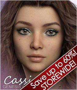 Sabby-Cassia for Genesis 8