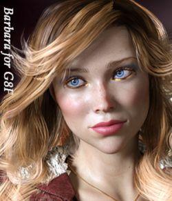 BARBARA for Genesis 8 Female