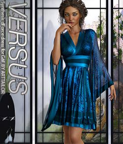 VERSUS - Synthesis dForce dress for G8F