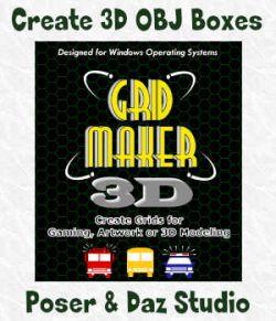 GRID-MAKER 3D for Windows