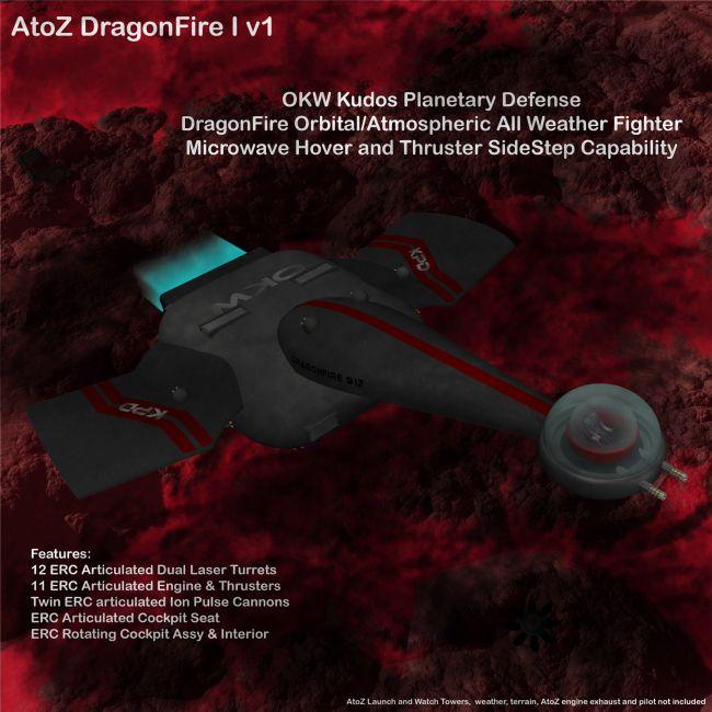 AtoZ Kudos DragonFire I v1