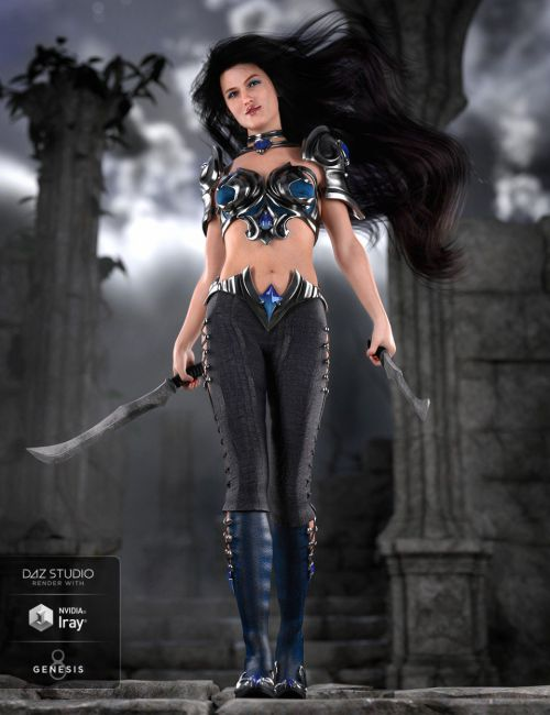 Farshadow Elf Outfit for Genesis 8 Female(s)