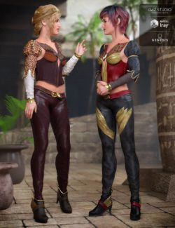 Phoenix Dawn Outfit Textures