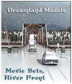 Movie Sets, River Front