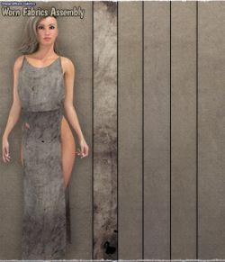 Shaaramues Fabrics: Worn Fabric Assembly