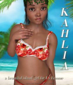 Kahlia_La Femme