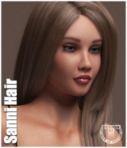 Sanni Hair for La Femme