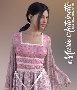 Daz Iray- Marie Antoinette