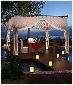 Floating Gazebo