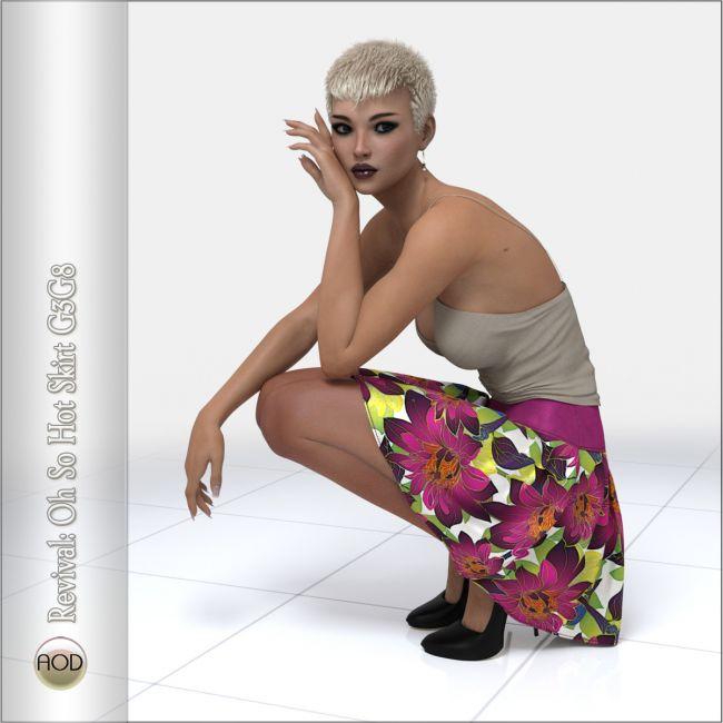 Revival: Oh So Hot Skirt G3/G8