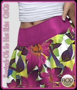 Revival: Oh So Hot Skirt G3/G8