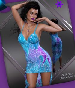 dforce only Simply Sexy Gown G3G8