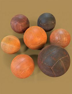7 Sports Balls