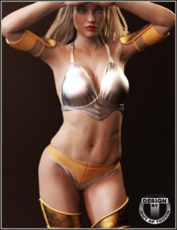 Elysa Outfit for Genesis 8 Female(s)