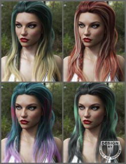 OOT Hairblending 2.0 Texture XPansion for Elysa Hair
