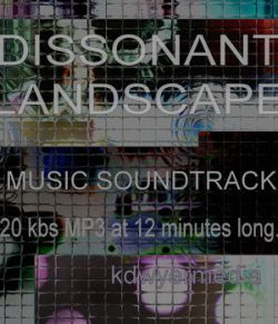 Dissonant Landscape Soundtrack